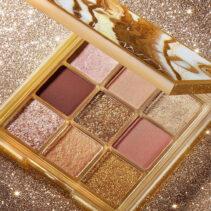 Paleta Gold Obsessions de Huda Beauty