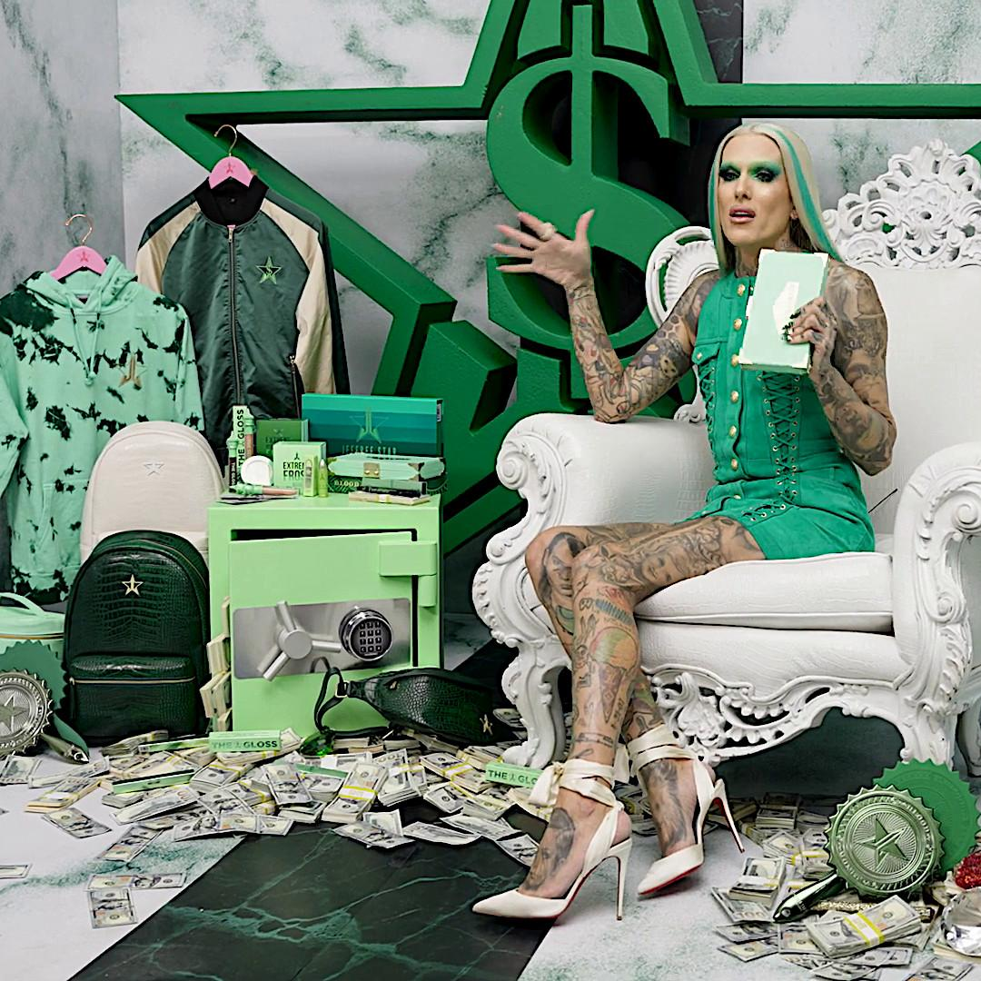 Jeffree Star Cosmetics Blood Money Collection Jeffrey With Collection Promo Video