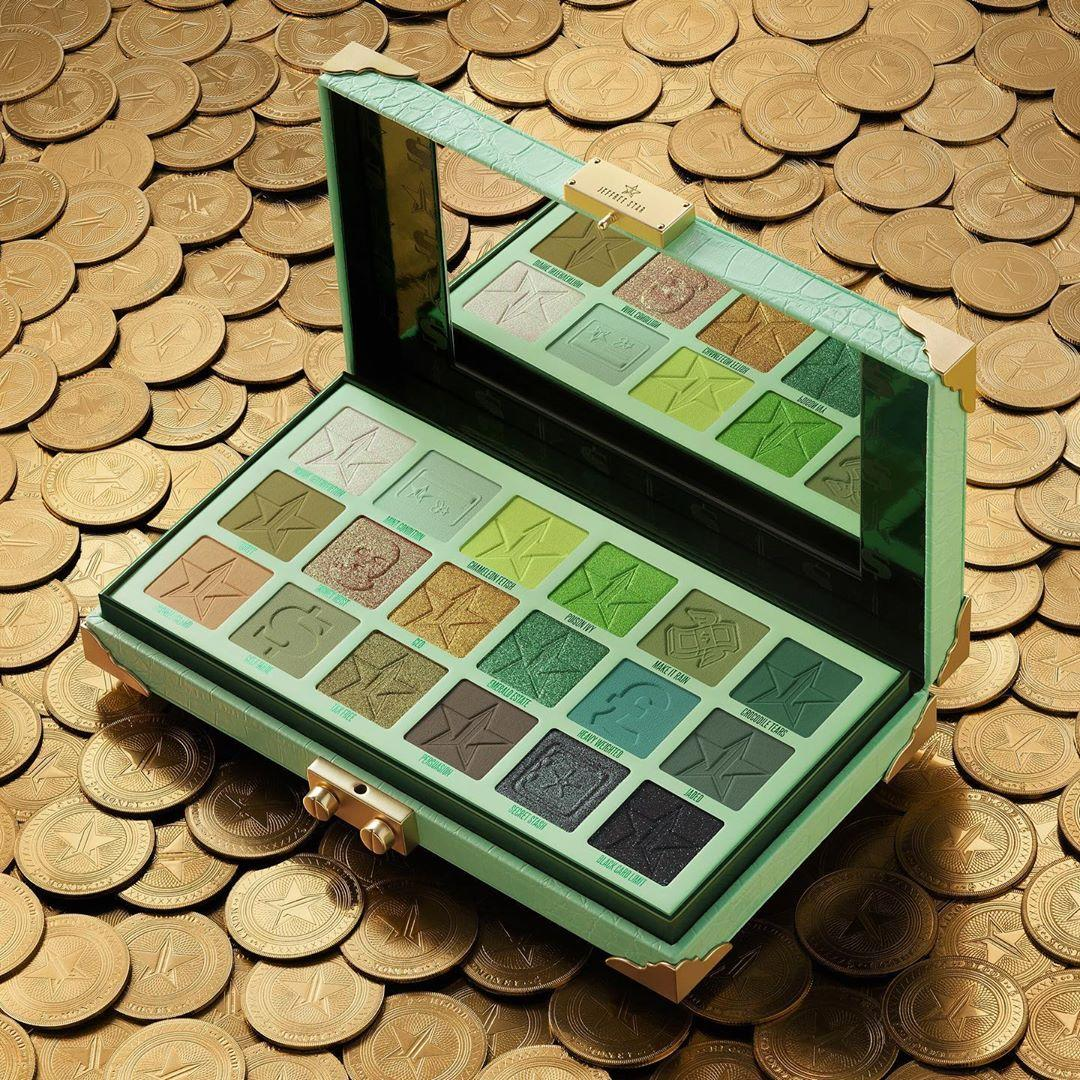 Jeffree Star Cosmetics Blood Money Collection Palette Promo