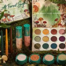 Colección Raw Beauty Kristi de Colourpop