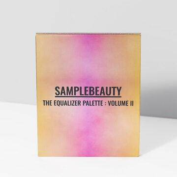 Sample Beauty The Equalizer Palette Vol II Closed