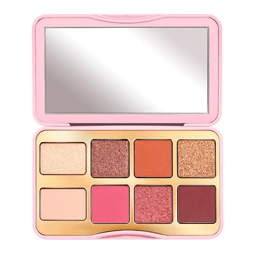 Too Faced New Mini Palettes Let's Play On The Fly Eye Shadow Palette Open
