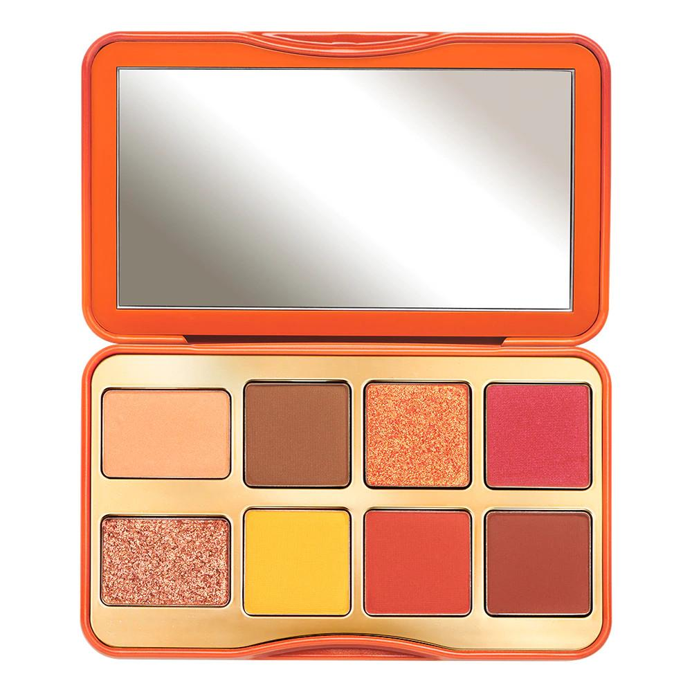 Too Faced New Mini Palettes Light My Fire On The Fly Eye Shadow Palette Open