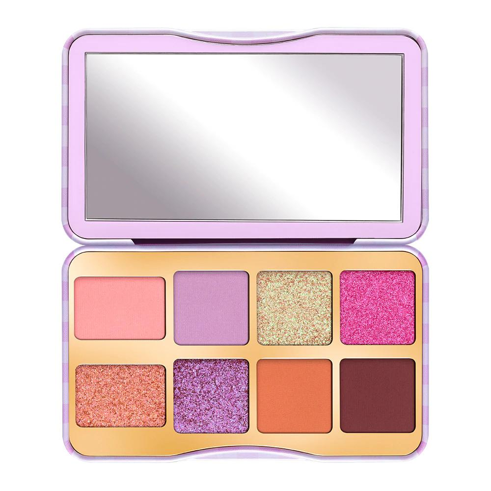 Too Faced New Mini Palettes That's My Jam On The Fly Eye Shadow Palette Open