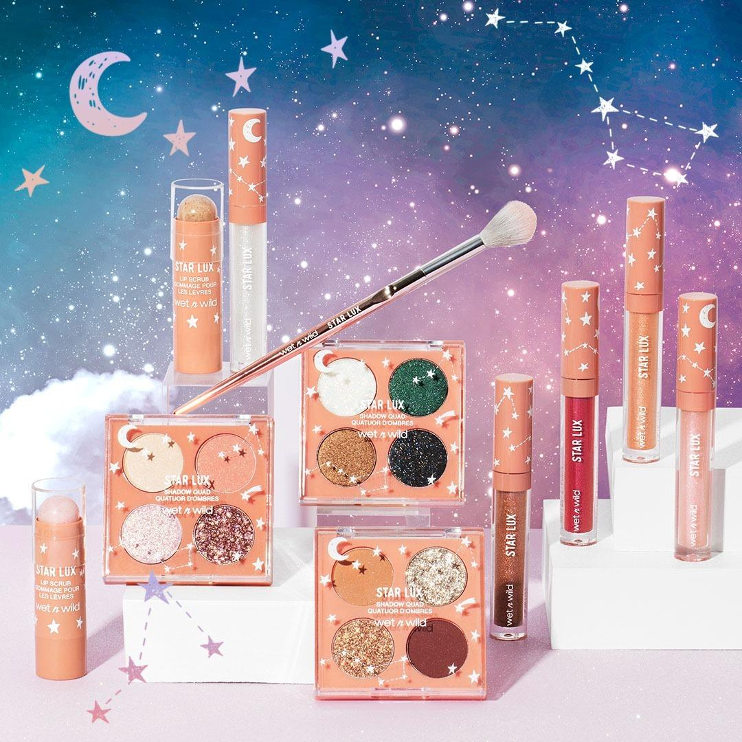 Wet n Wild Star Lux Holiday Collection Promo Post Cover