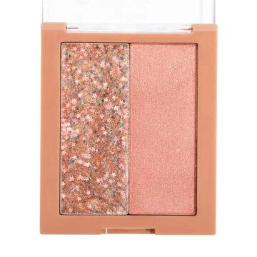 Wet n Wild Star Lux Holiday Collection Star Lux Glitter Highlighter Duo In Now Or Nova