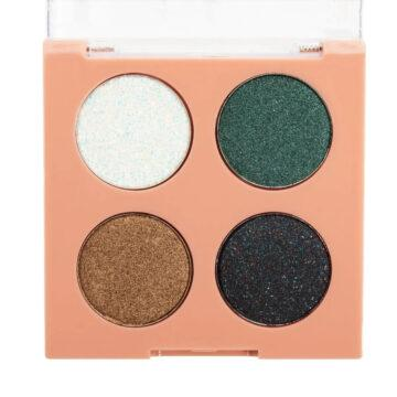Wet n Wild Star Lux Holiday Collection Star Lux Shadow Quad In Earthday Suit