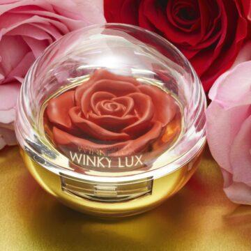 Winky Lux Cheeky Rose Blush In Brilliant Promo