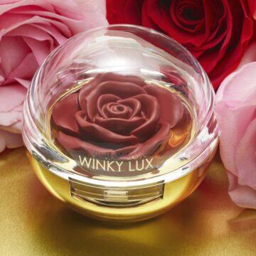 Winky Lux Cheeky Rose Blush In Crown Promo
