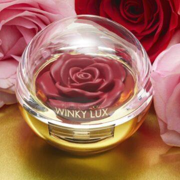 Winky Lux Cheeky Rose Blush In Dodgy Promo