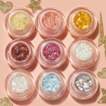 Colourpop Holiday 2020 Glitterally Obsessed