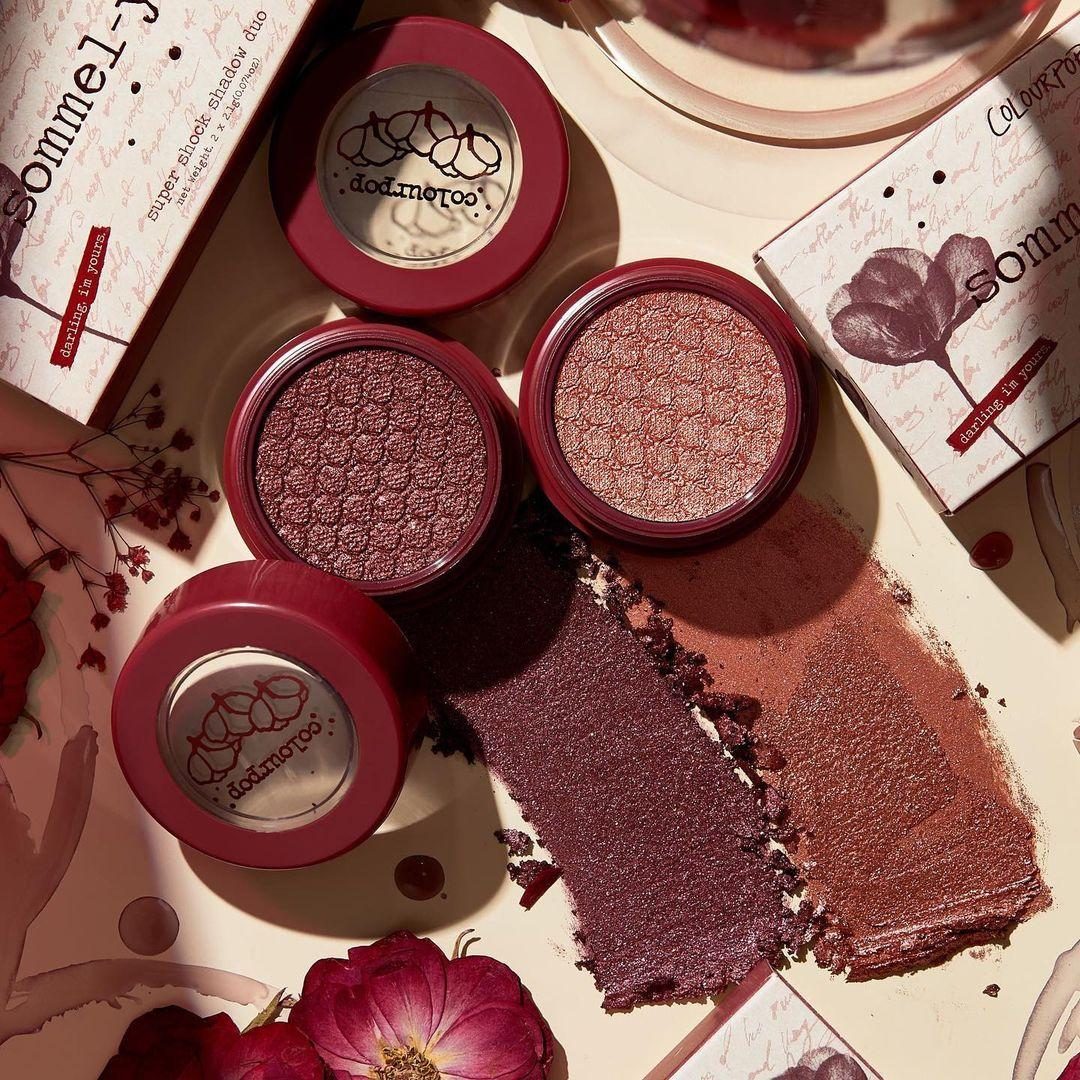 Coloutpop Wine Collection Sommel YAY! Super Shock Shadow Duo Promo