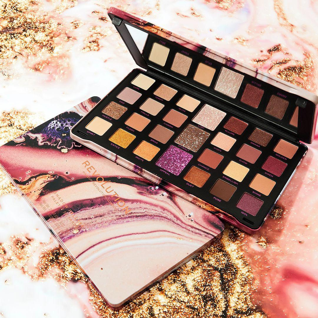 Makeup Revolution Forever Limitless Allure Eyeshadow Palette Promo Post Cover