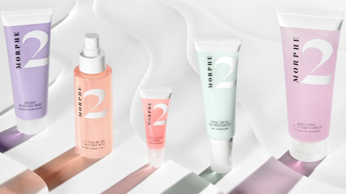 Morphe 2 Skincare All Products Promo Blog Cover