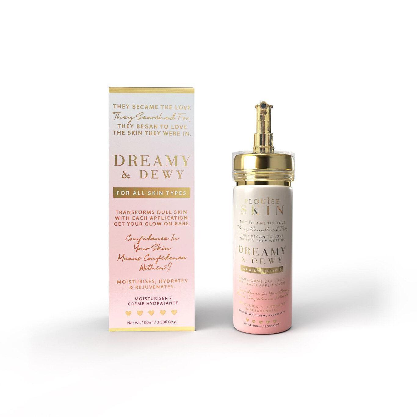 Plouise Skin Dreamy & Dewy Moisturiser