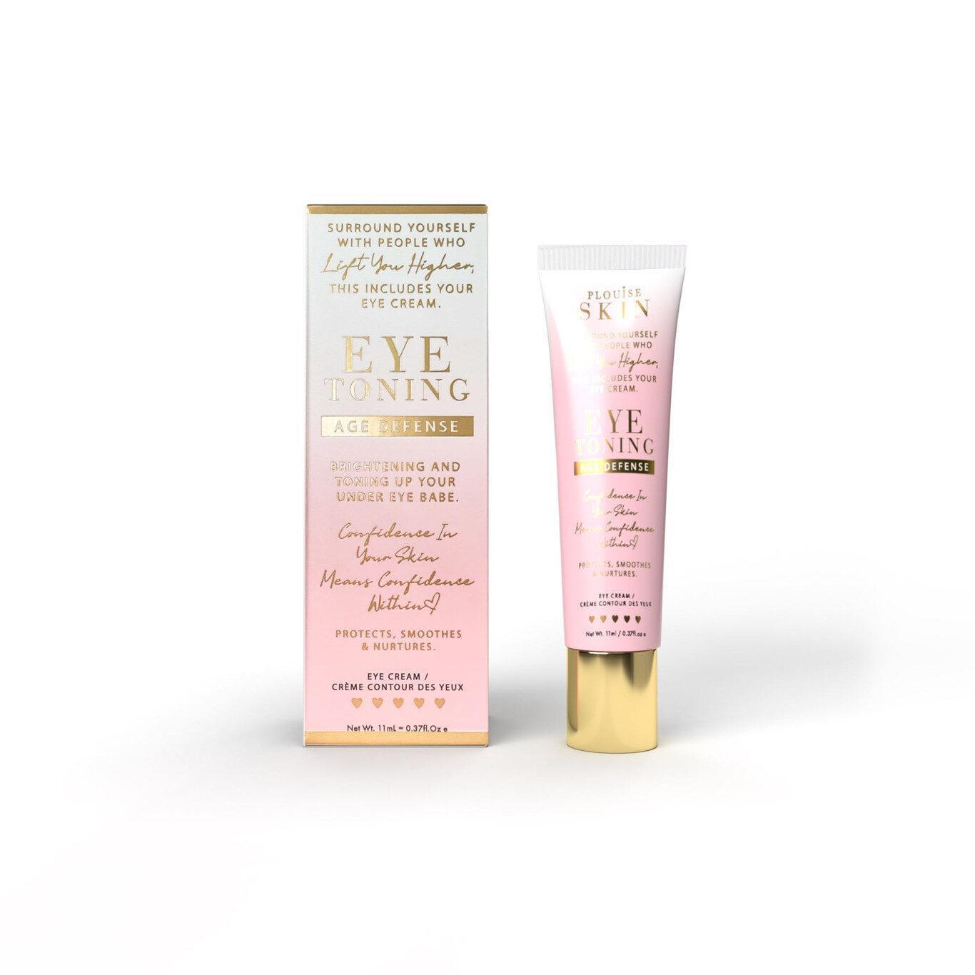 Plouise Skin Eye Toning Eye Cream