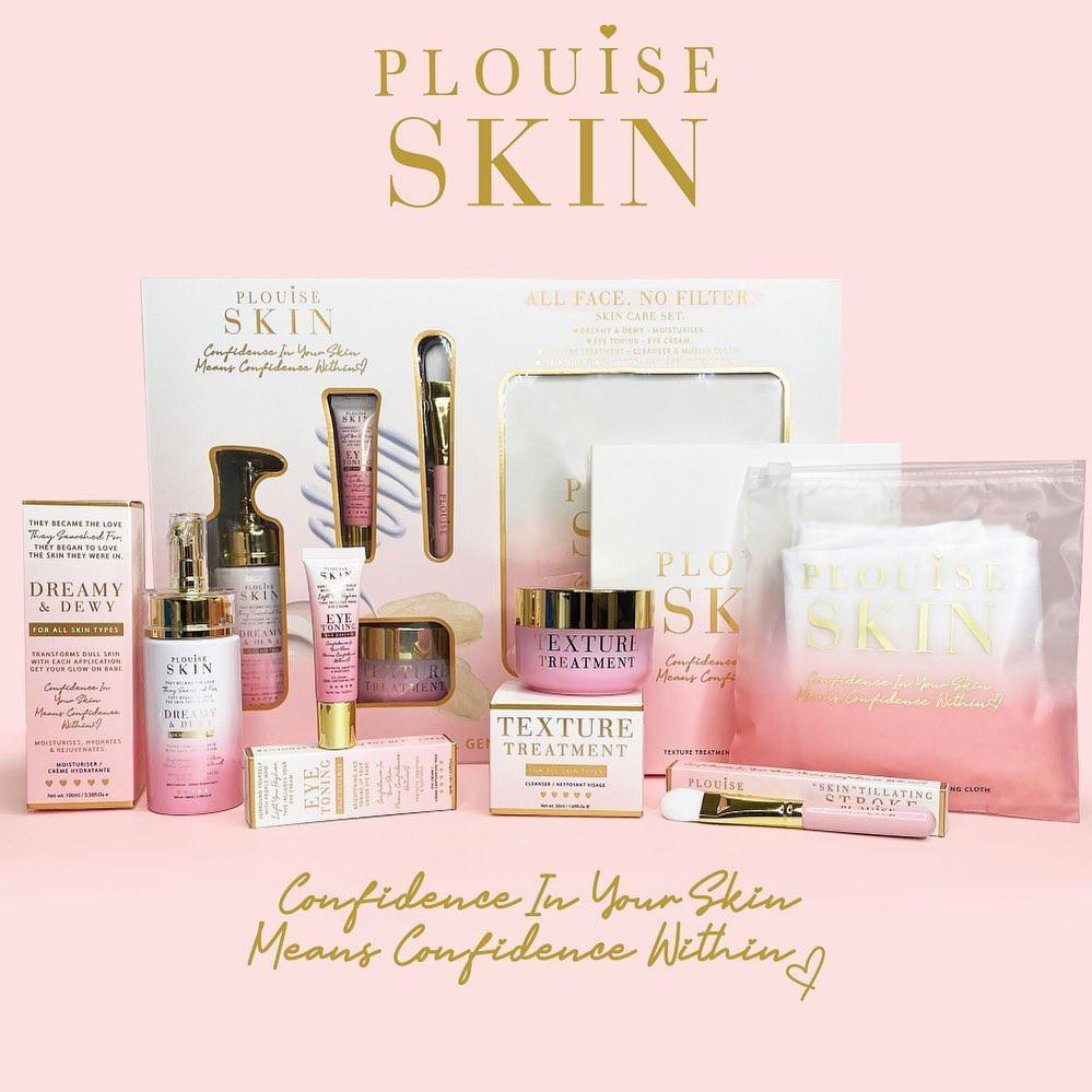 Plouise Skin Skin Care Line Cover