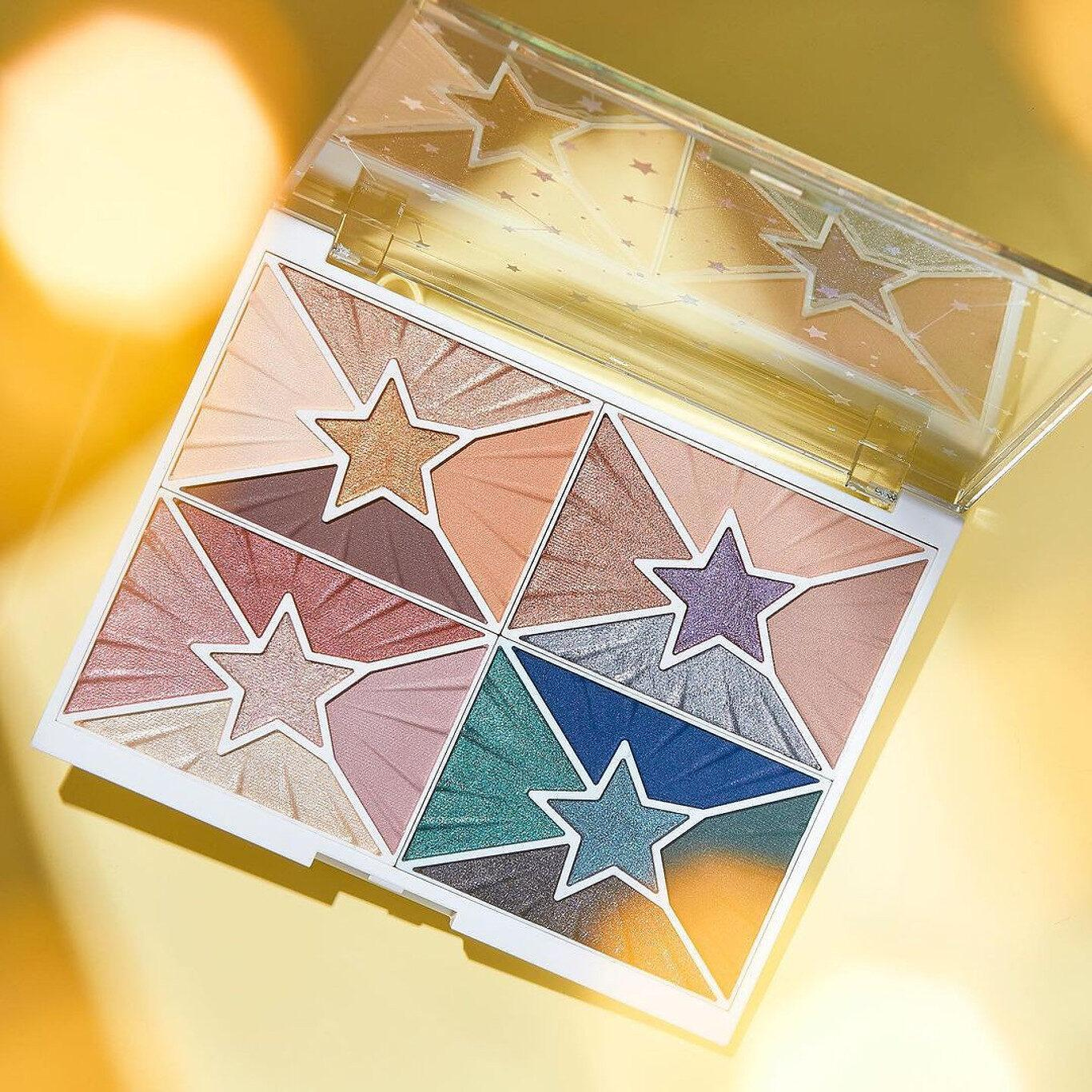 Star Chasers Eyeshadow Palette Promo