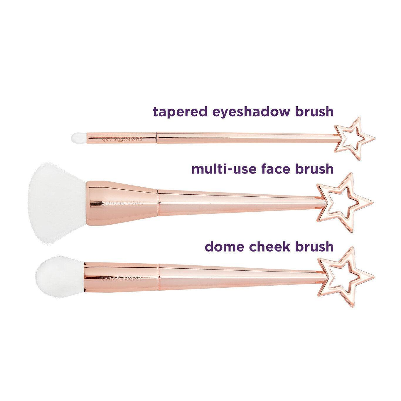 Star Dusters Brush Set Brushes With Names