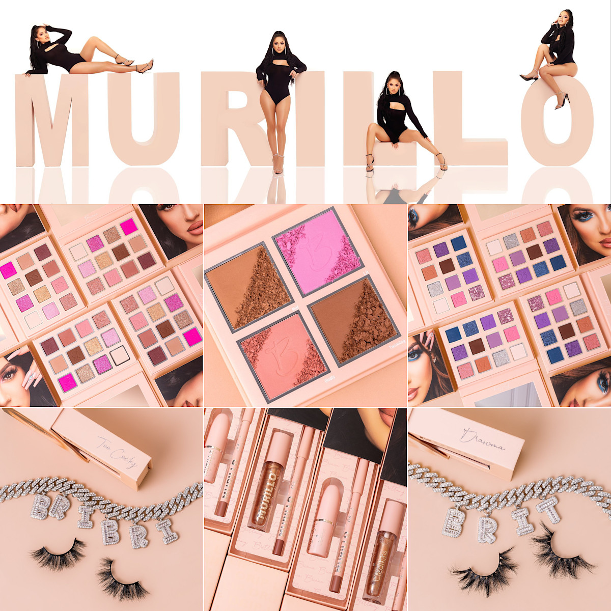 Beauty Creations Murillo Twins Collection Post Cover