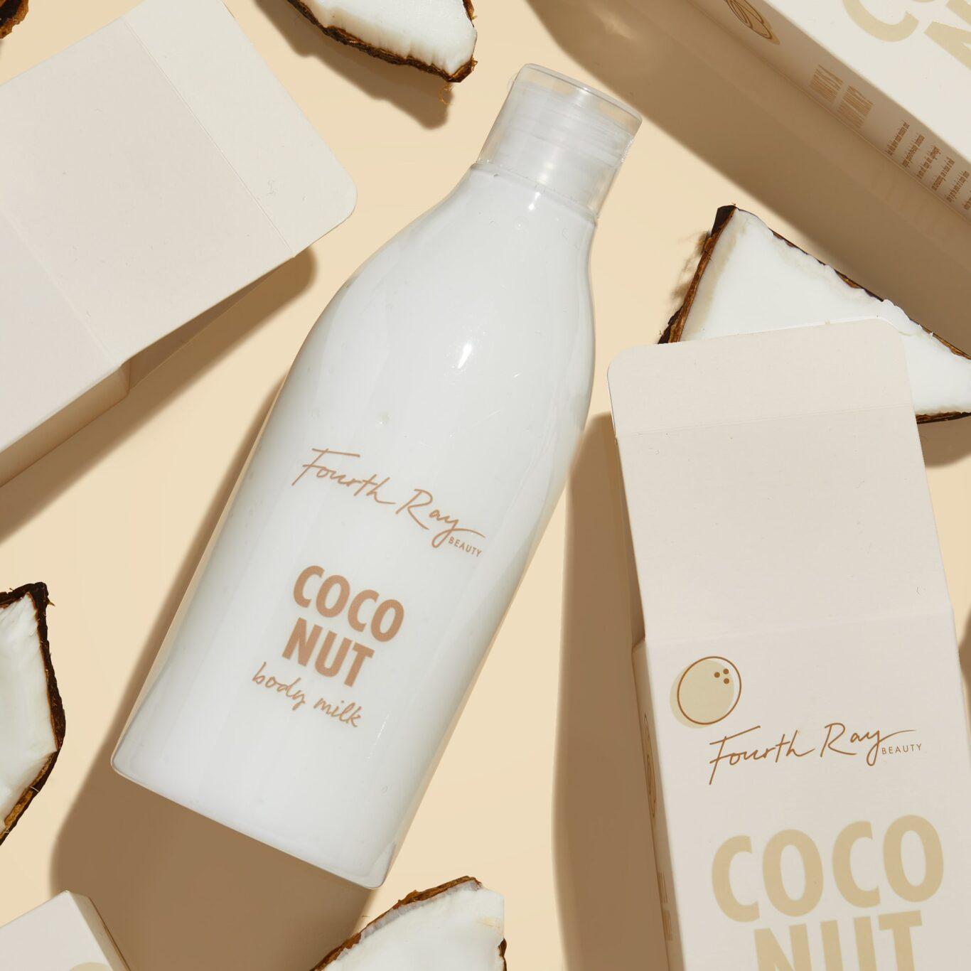 Fourth Ray Beauty Body Milks Coconut