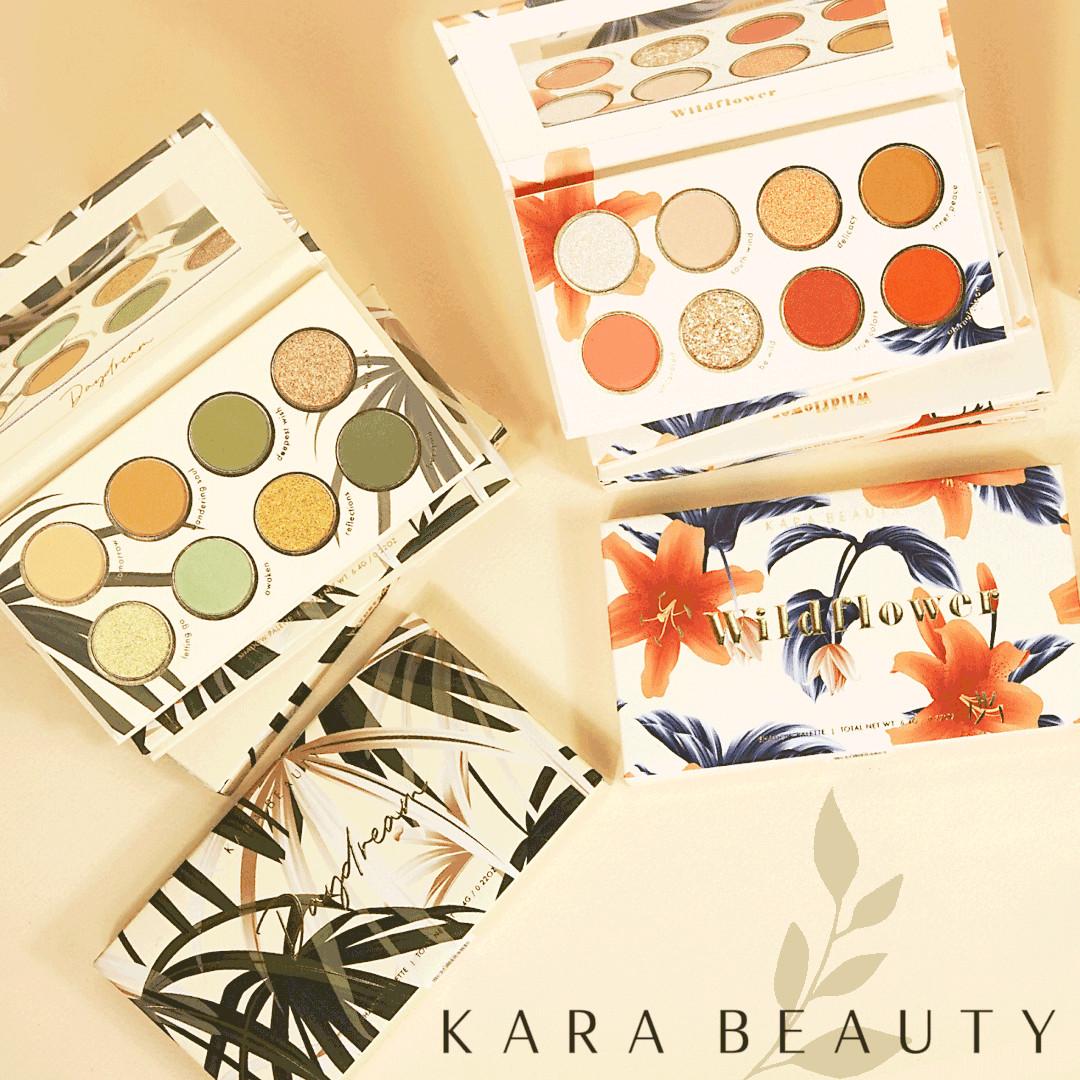 Kara Beauty Botanical Collection Post Cover