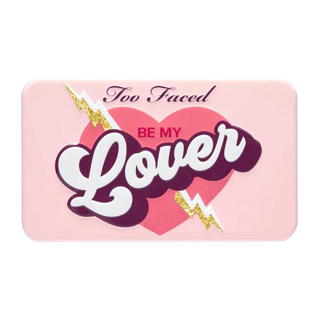 Too Faced Be My Lover Eyeshadow Palette Closed