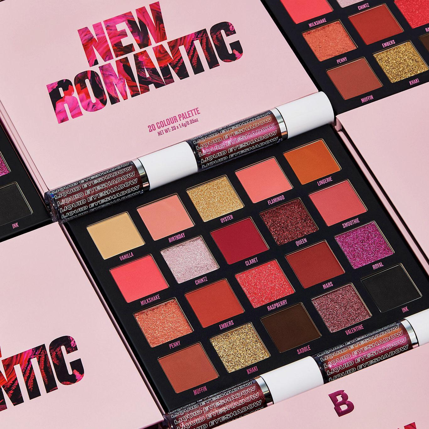 Beauty Bay New Romantic Collection Promo Post Cover