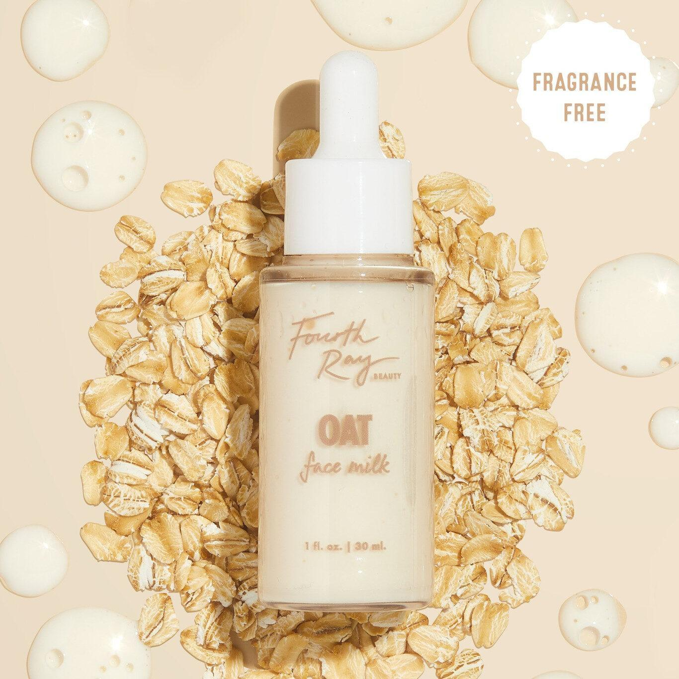 ColoutPop Cosmetics Melrose Collection Fourth Ray Beauty Oat Face Milk Promo