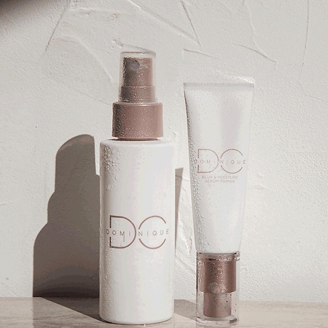 Dominique Cosmetics Complexion Collection Promo Web