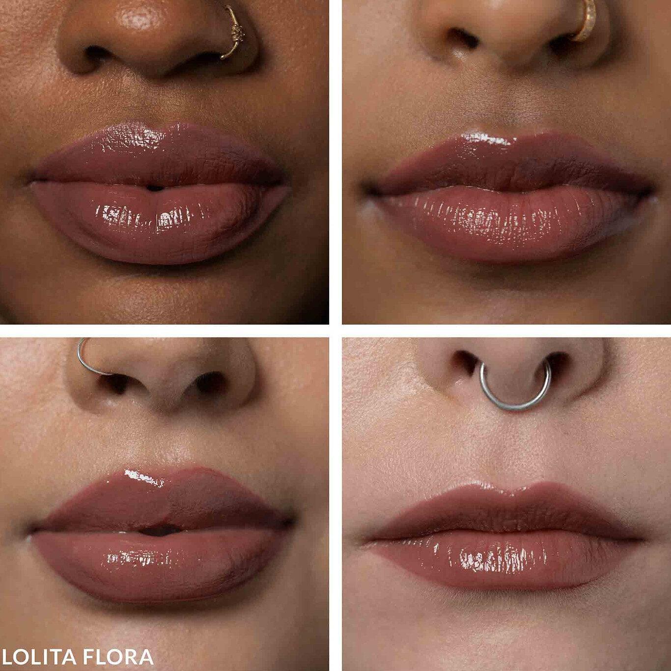KVD Vegan Beauty XO Lip Gloss In Lolita Flora