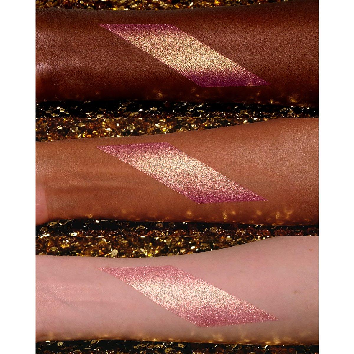 Pat McGrath Labs The Divine Rose II Collection Skin Fetish Ultra Glow Highlighter Swatch