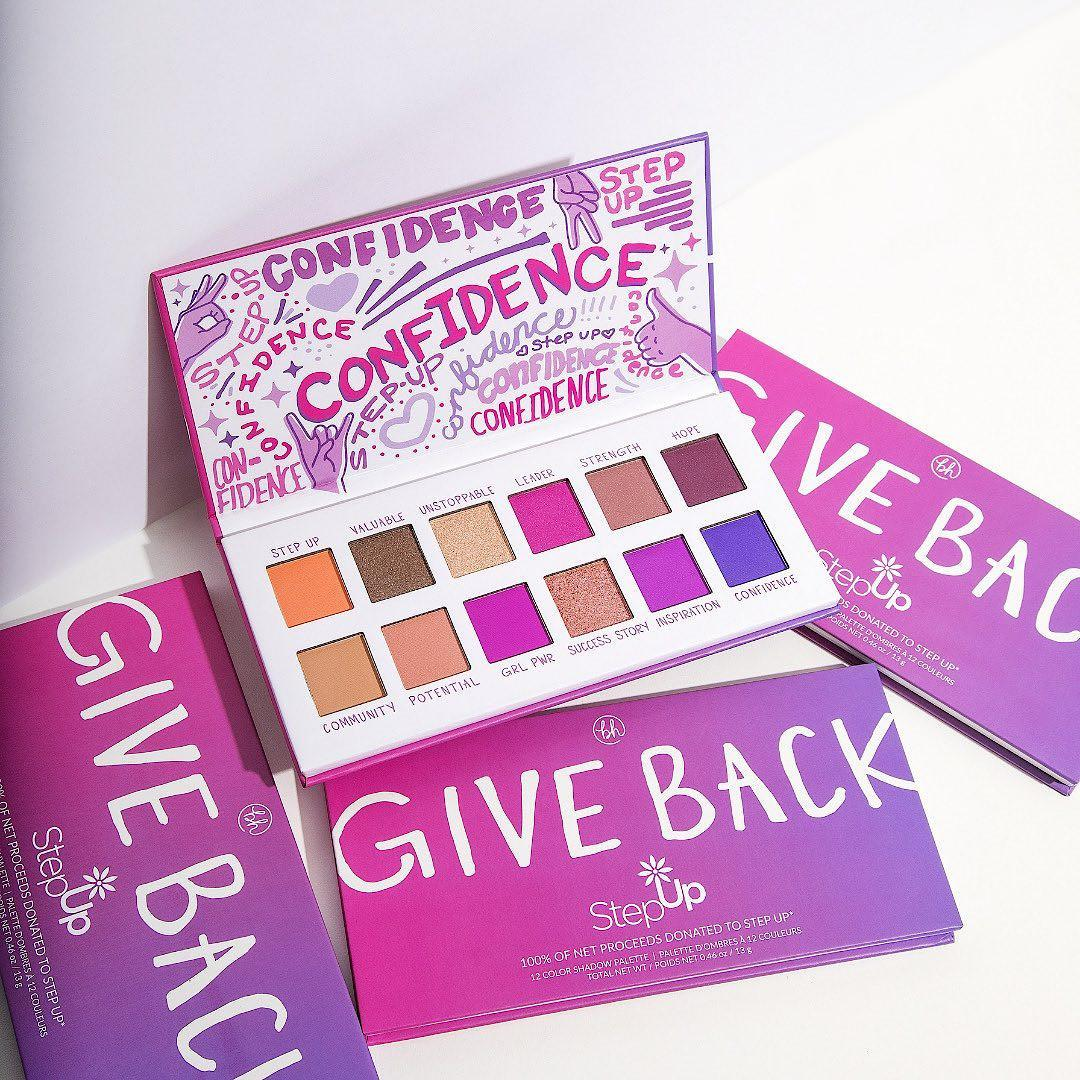 BH Cosmetics X Step Up Promo Open & Closed Post Cover