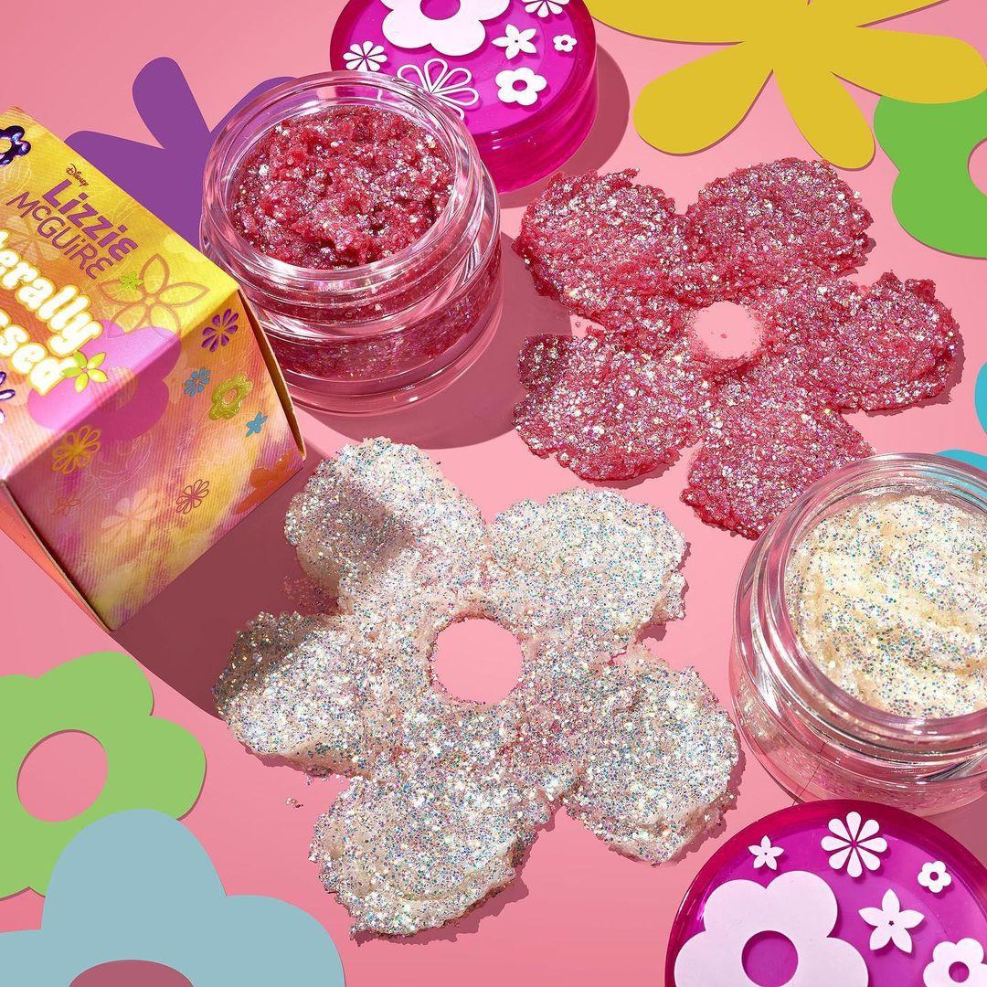 ColourPop Disney Lizzie McGuire Collection Glitterally Obsessed Glitter Gels
