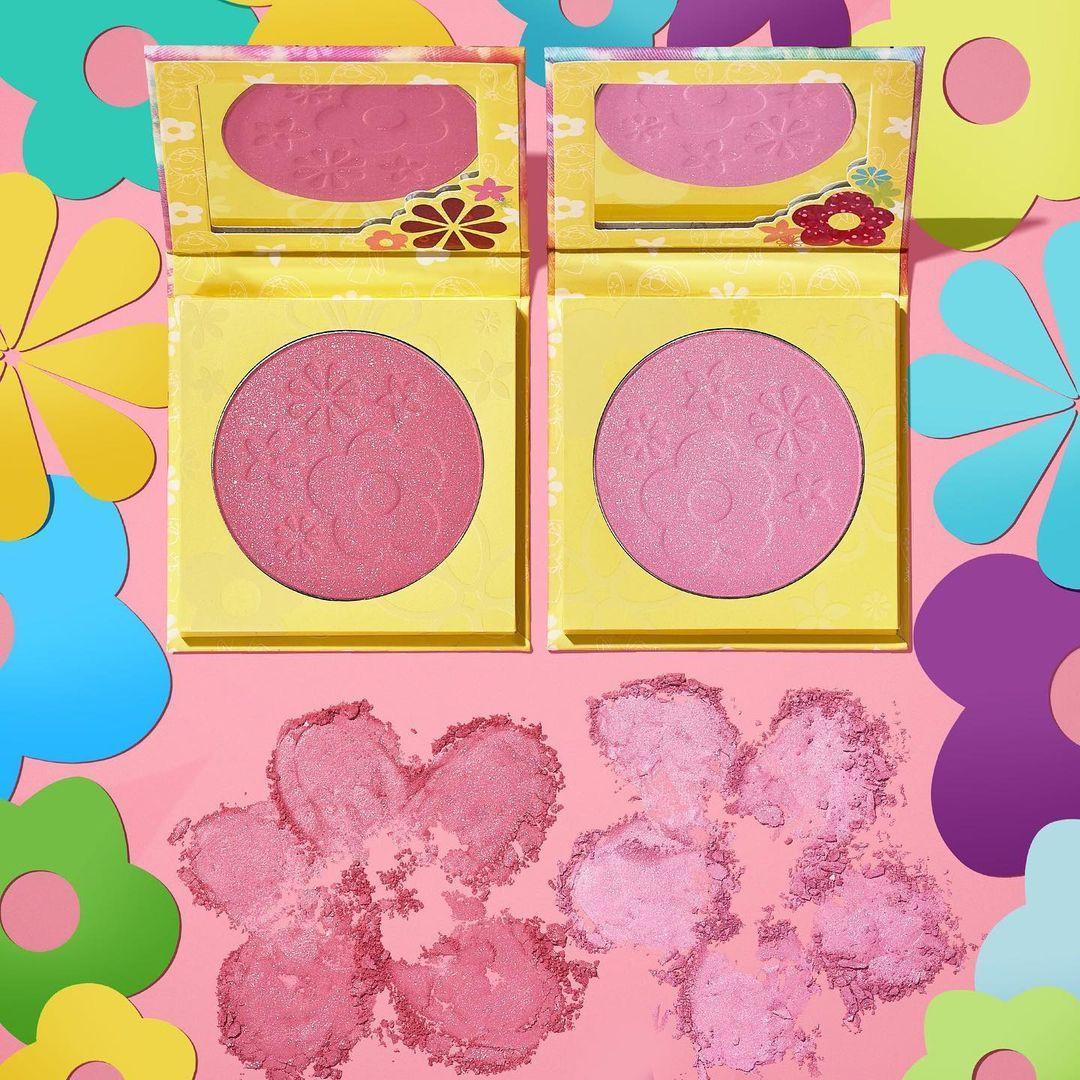 ColourPop Disney Lizzie McGuire Collection Pressed Powder Blushes