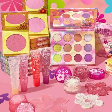 ColourPop Disney Lizzie McGuire Collection Promo Post Cover