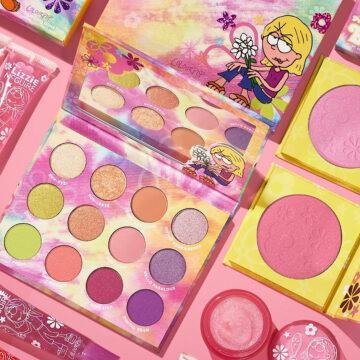 ColourPop Disney Lizzie McGuire Collection Promo Stories