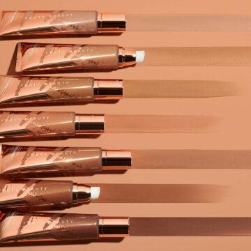 Fenty Beauty Body Sauce Body Luminizing Tint All Shades Swatches