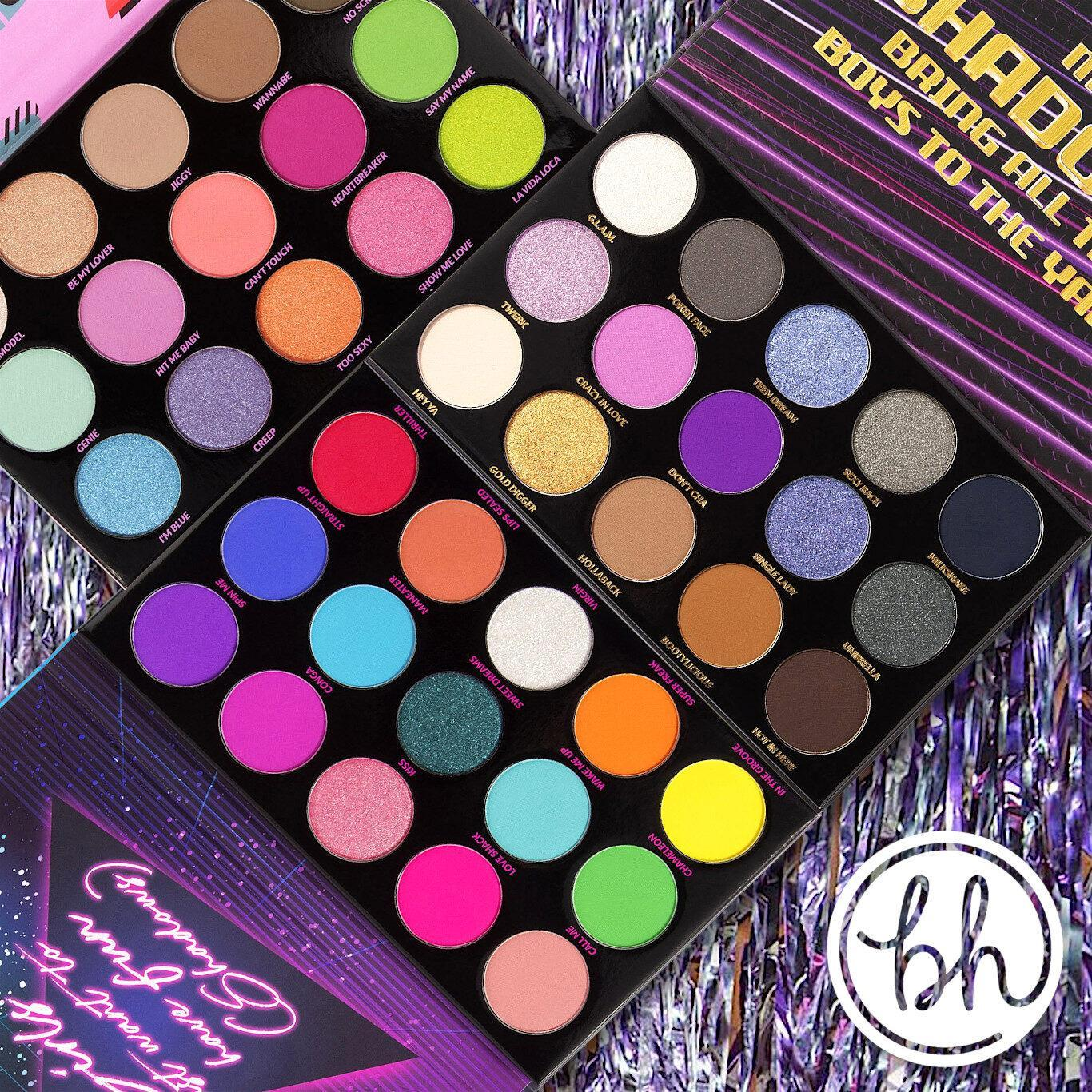 BH Cosmetics Remixx Dance Collection Post Cover