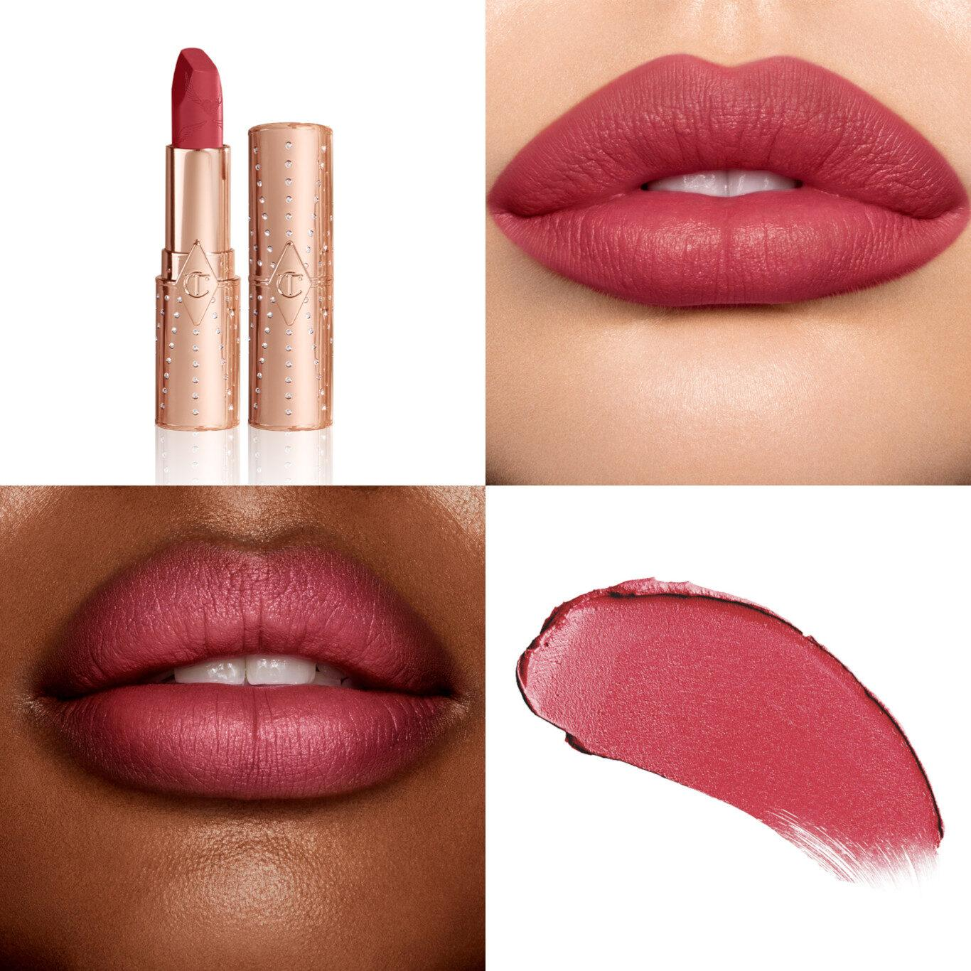 Charlotte Tilbury Look Of Love Lipstick in First Dance