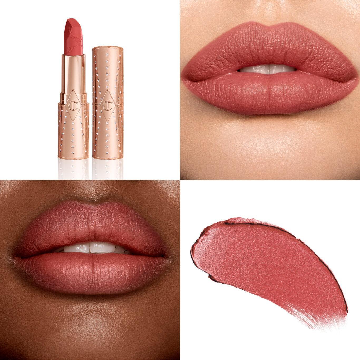 Charlotte Tilbury Look Of Love Lipstick in Mrs Kisses