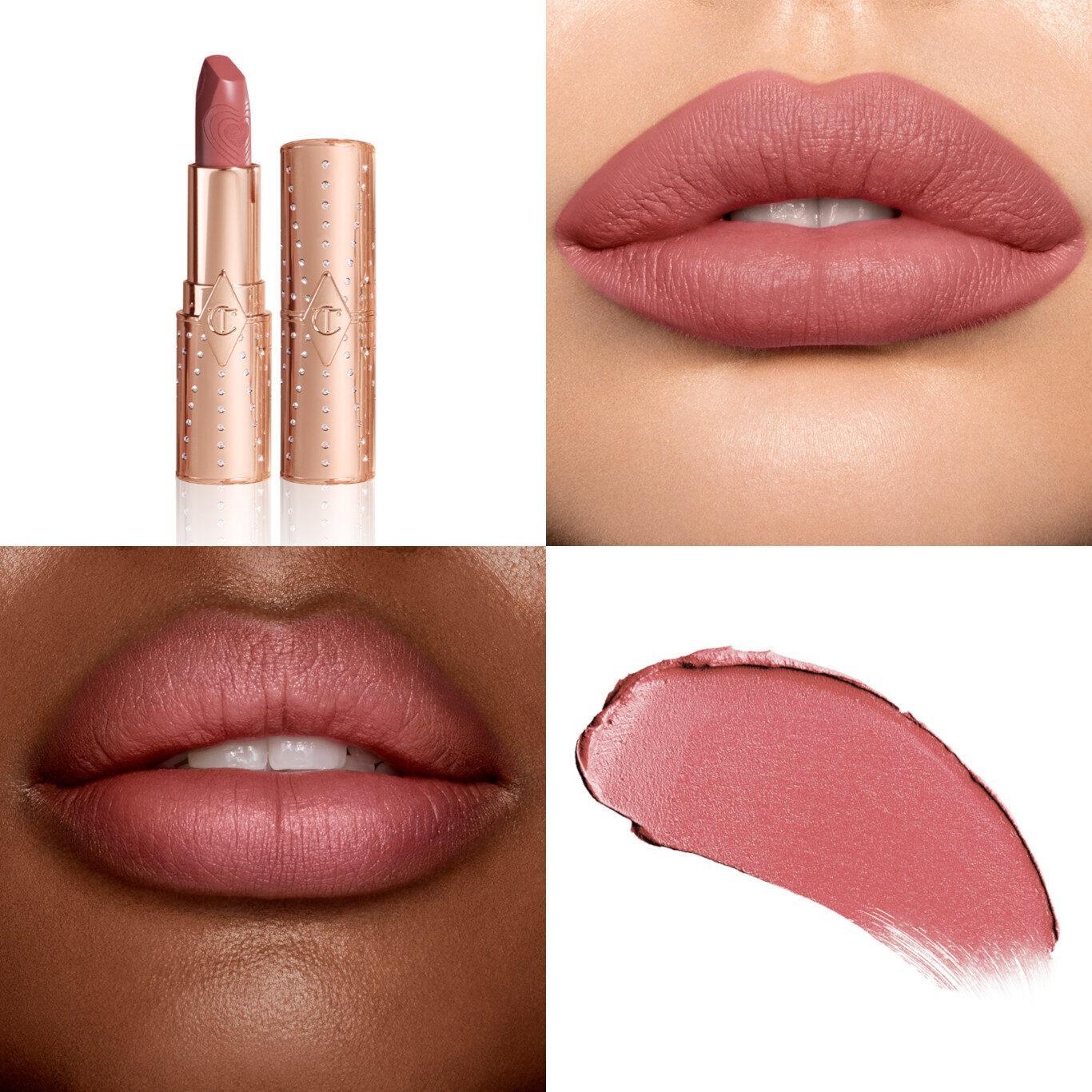 Charlotte Tilbury Look Of Love Lipstick in Wedding Belles