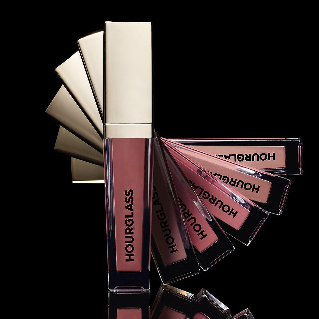 Hourglass Cosmetics Velvet Story Lip Cream Promo