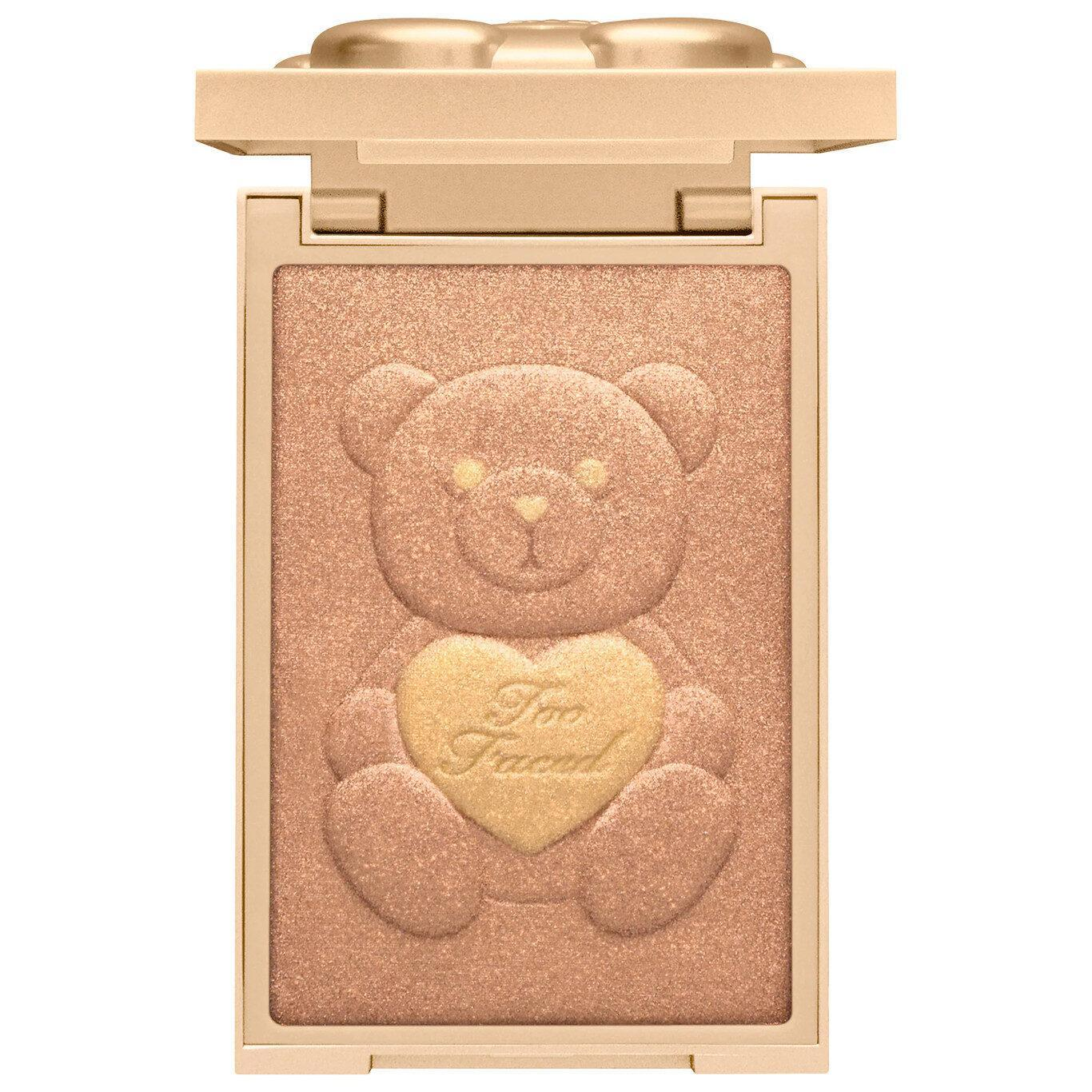 Too Faced Teddy Bare Collection Teddy Bare It All Bronzer Open