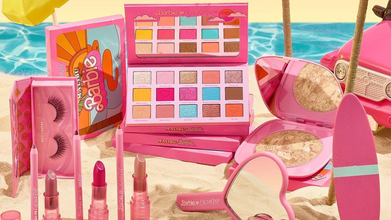 ColourPop x Malibu Barbie Collection Promo BLOG Post Cover