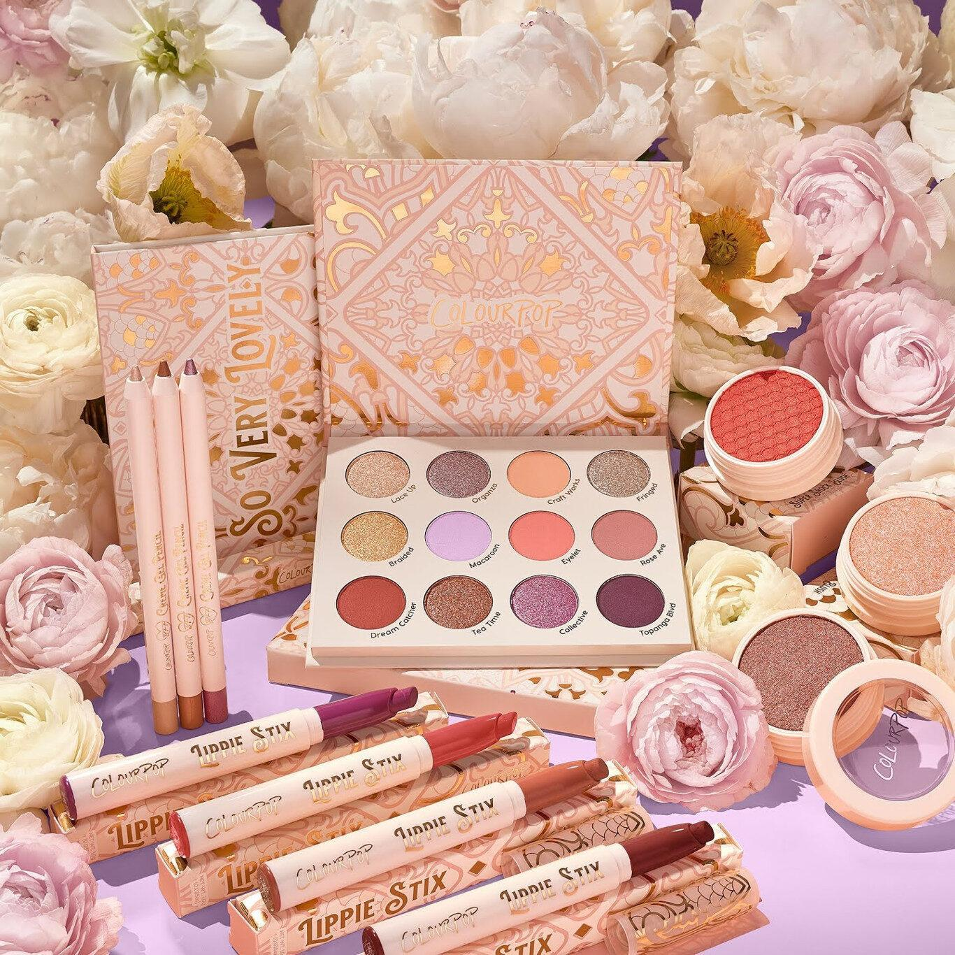 Colourpop So Very Lovely Collection Promo Post Cover