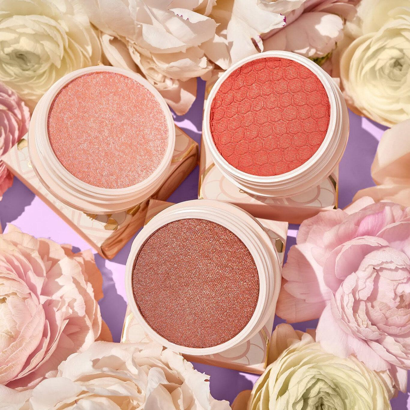 Colourpop So Very Lovely Collection Super Shock Blushes Promo