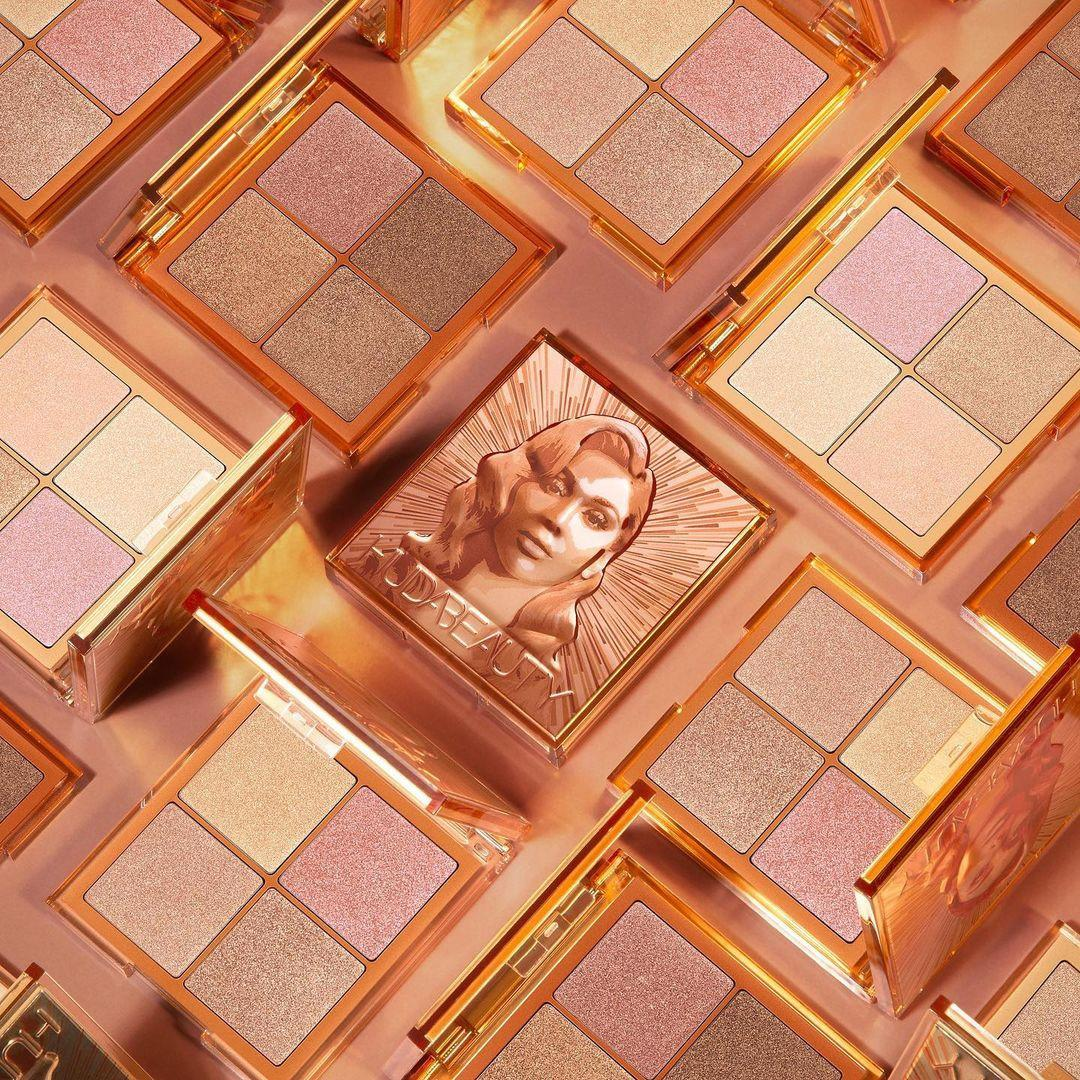 Huda Beauty Glow Obsessions Mini Face Palette Promo Post Cover