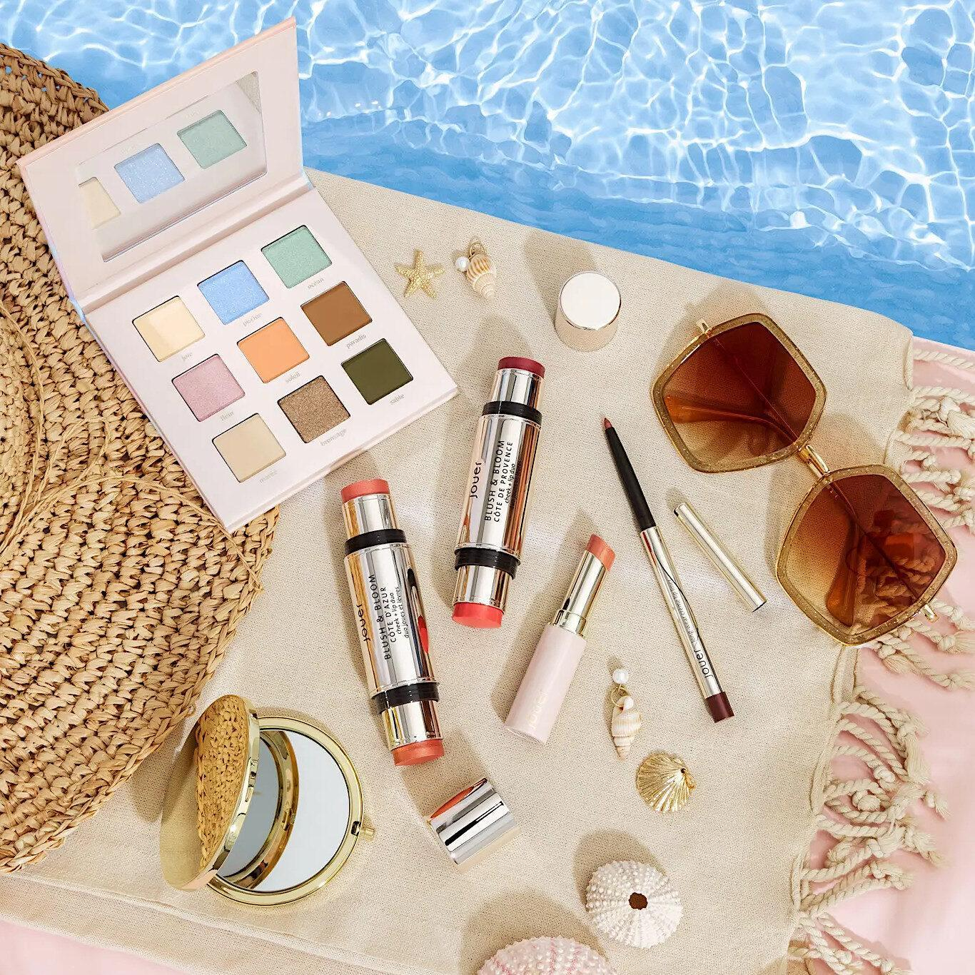 Jouer Cosmetics French Riviera Collection Post Cover