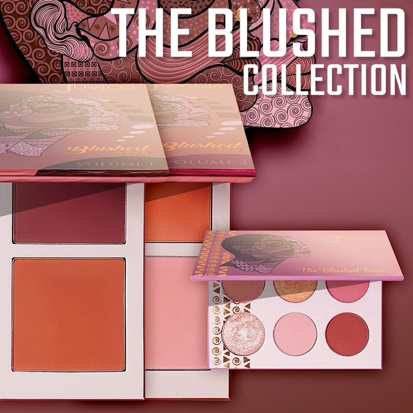 Juvia's Place The Blushed Collection Post Cover
